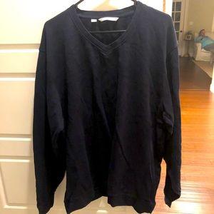 Cutter & Buck Black V-Neck Sweater